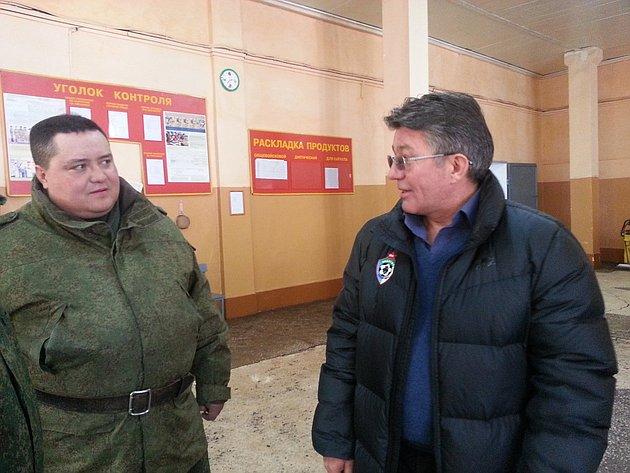 Рабочая поездка В. Озерова в Бикинский район Хабаровского края-10