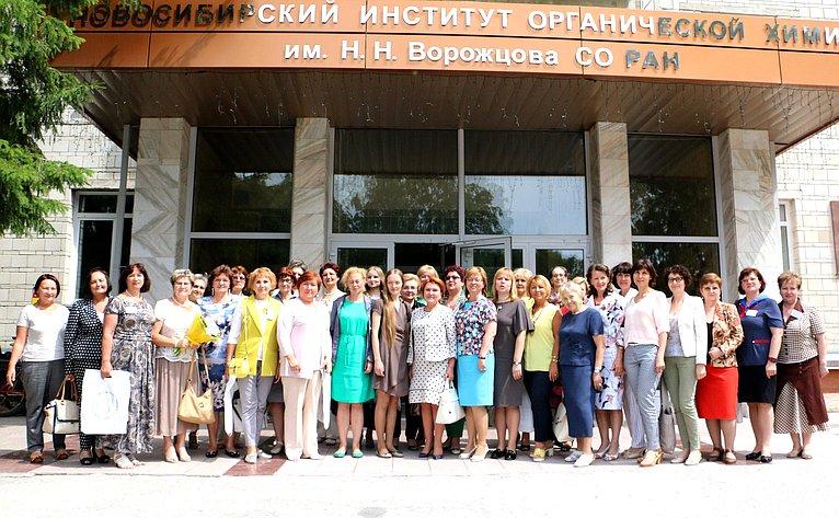 Н. Болтенко вНовосибирской области