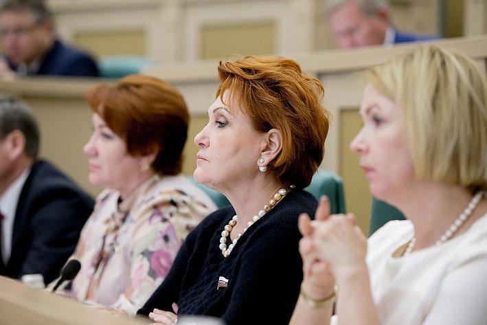 Болтенко Парламентские слушания, посвященные параметрам проекта федерального бюджета на 2016 год и прогнозу социально-экономического развития России до 2018 года