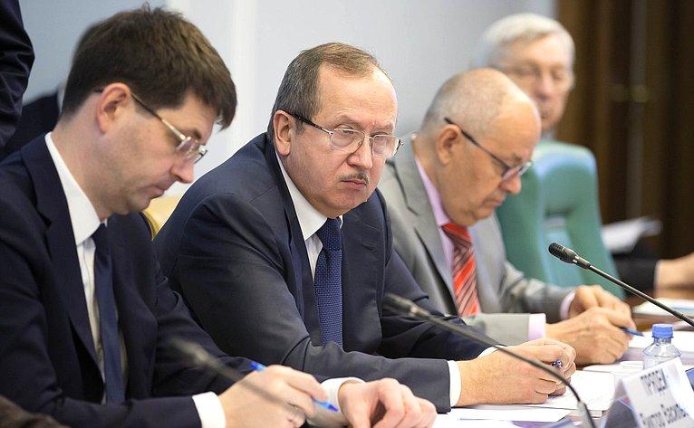 «Круглый стол» Комитета СФ пофедеративному устройству, региональной политике, местному самоуправлению иделам Севера