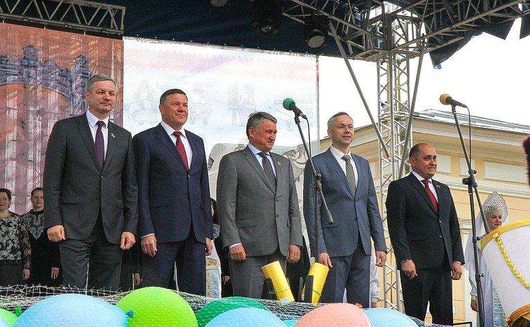 Ю. Воробьев вВологде