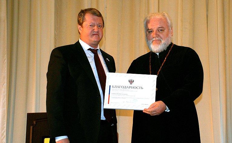 Владимир Харламов принял участие вработе 28-й открытой сессии Совета муниципального образования Гулькевичский район