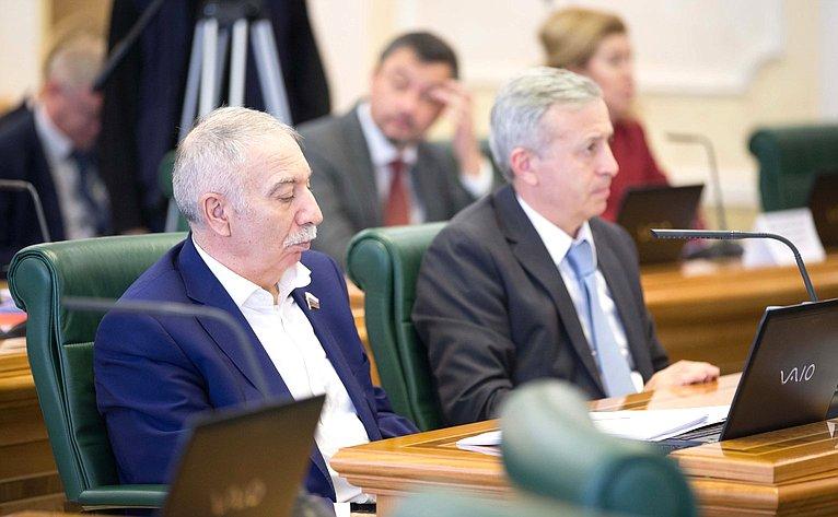 Арамис Далланян иМухарбий Ульбашев