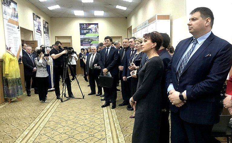 Татьяна Кусайко приняла участие вторжественном мероприятии посвящённому Дню города— Полярные Зори