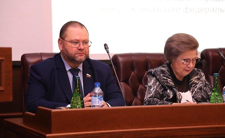 Олег Мельниченко иСветлана Горячева