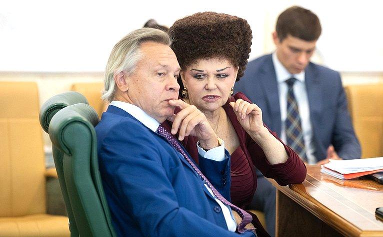 А. Пушков иВ. Петренко