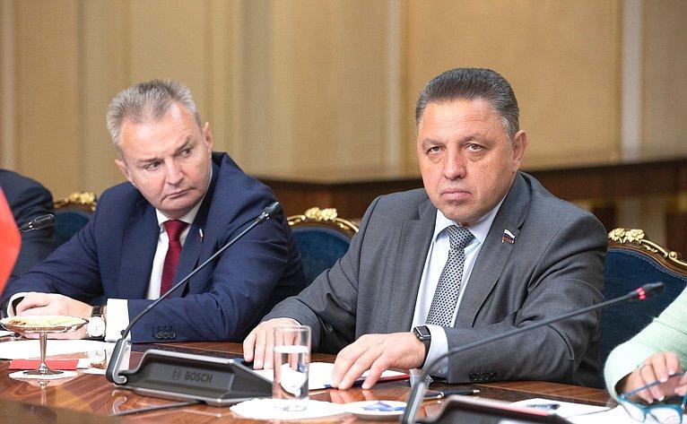 Игорь Каграманян иВячеслав Тимченко