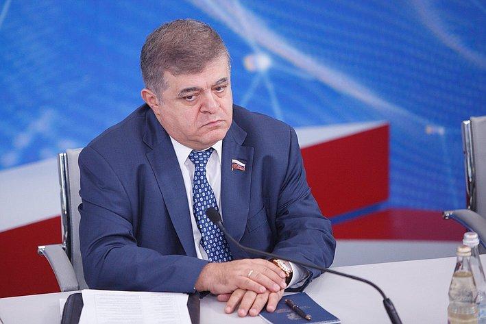17-06 В. Джабаров Комиссия СФ по мониторингу ситуации на Украине 2