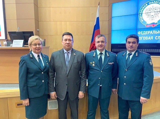 Владимир Полетаев вФНС