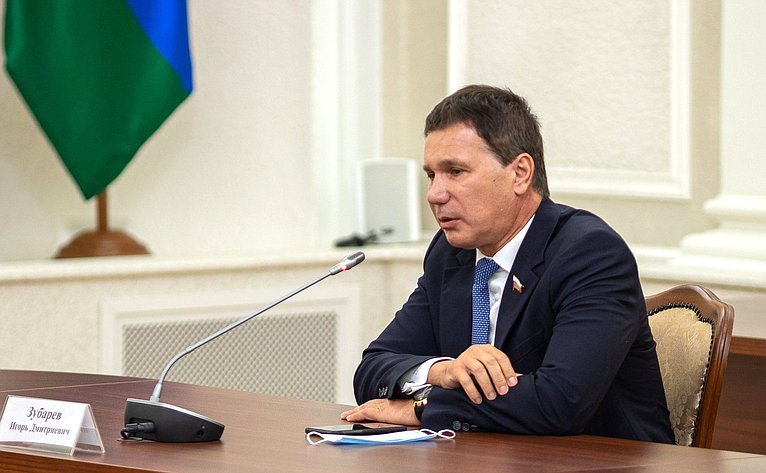 Игорь Зубарев принял участие всовещании вправительстве региона