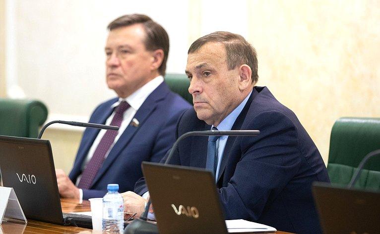 Сергей Рябухин иАлександр Евстифеев