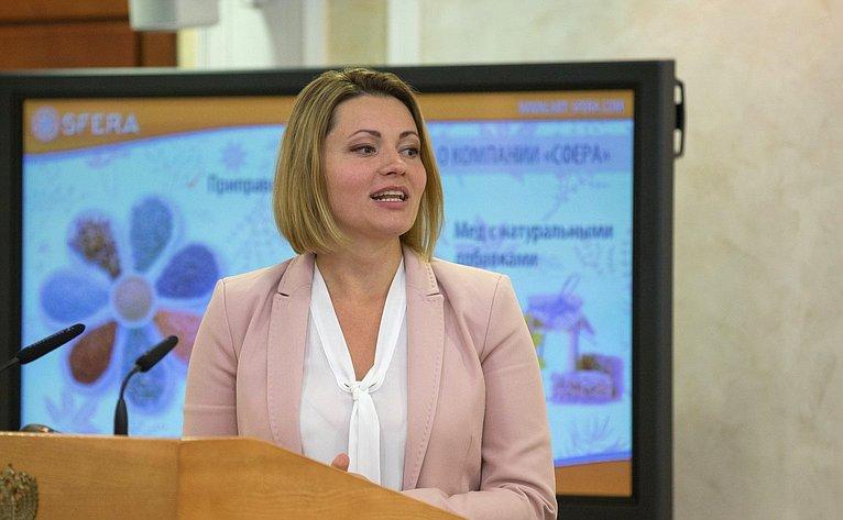 Встреча Председателя СФ сженщинами-предпринимателями
