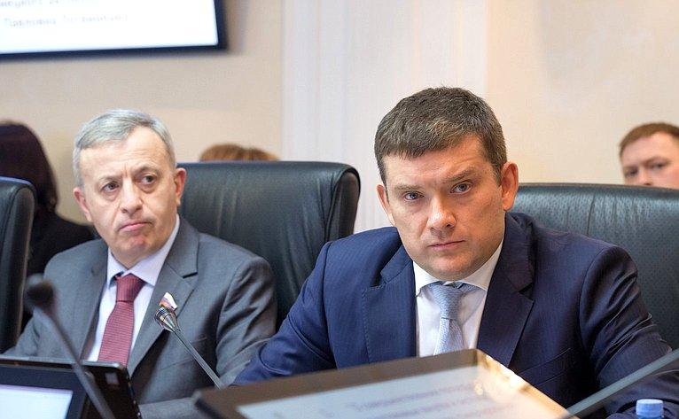 Мухарбий Ульбашев иНиколай Журавлев