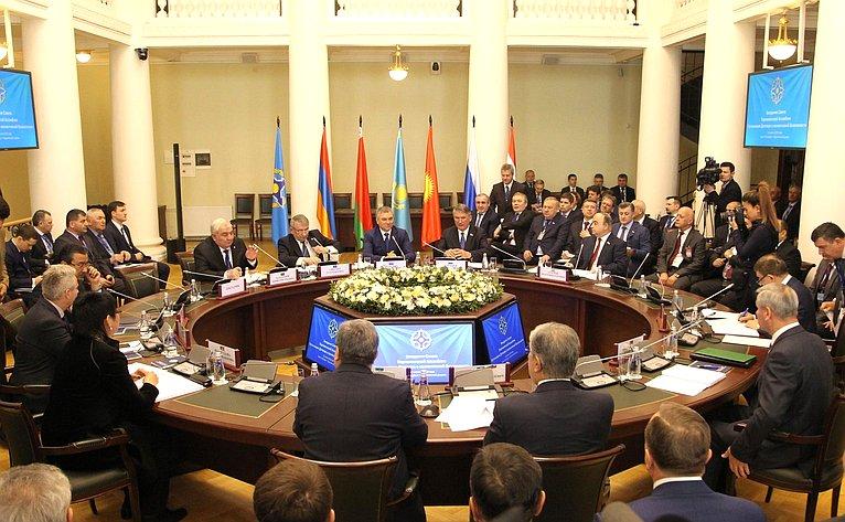Заседание ПА ОДКБ