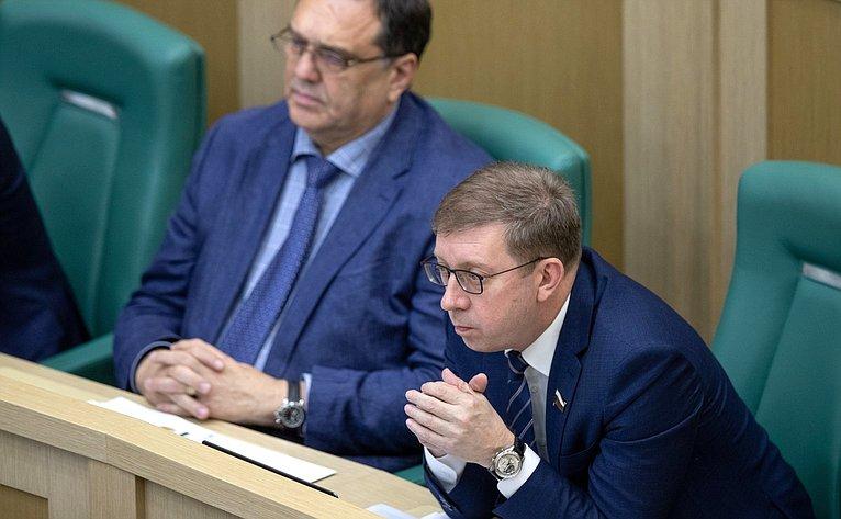 Сергей Иванов иАлексей Майоров