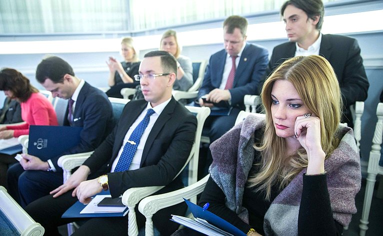Парламентские слушания натему «Совершенствование механизма взаимодействия структур гражданского общества играждан России сорганами государственной власти»