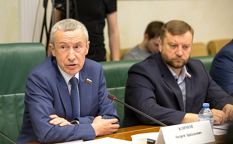 Андрей Климов иАлексей Кондратенко