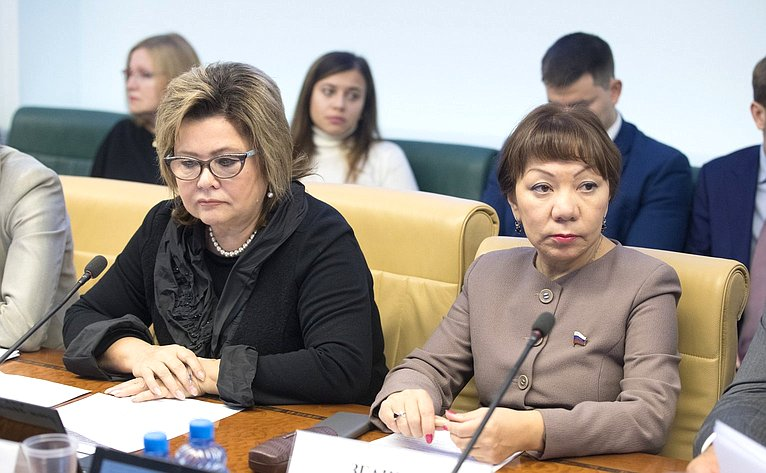 Л. Тюрина иВ. Зганич