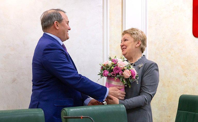 Игорь Морозов иОльга Васильева