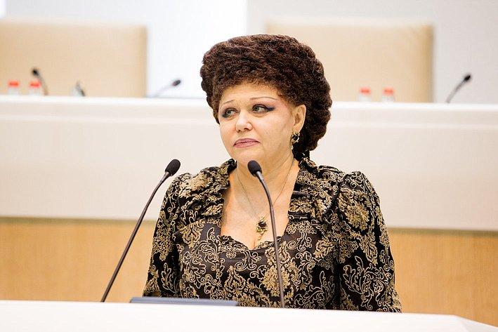 353 заседание СФ Петренко