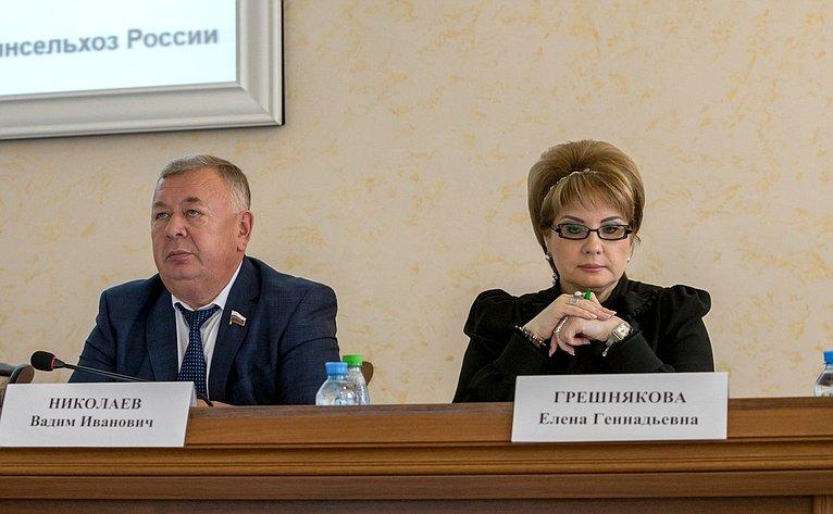 Вадим Николаев иЕлена Грешнякова