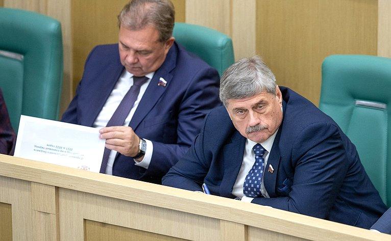 Виктор Павленко иМихаил Козлов