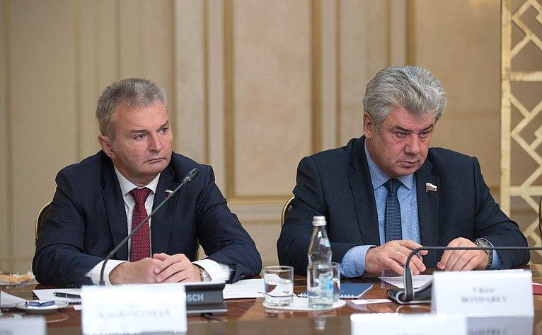 Игорь Каграманян иВиктор Бондарев