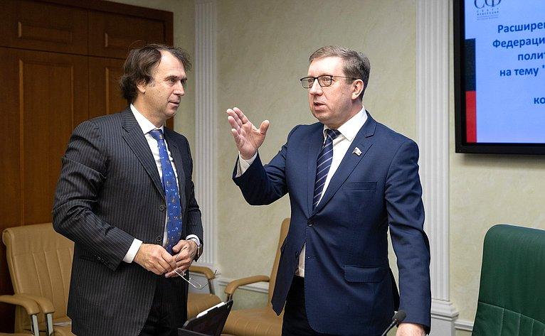 Сергей Лисовский иАлексей Майоров