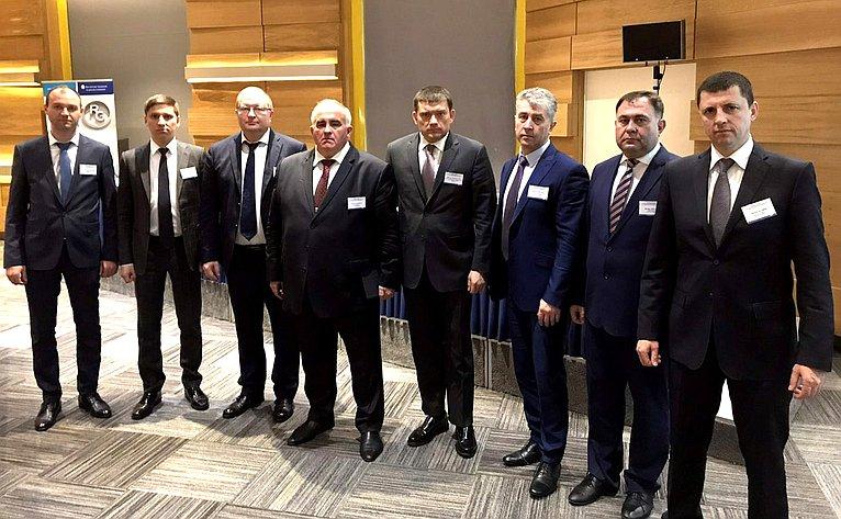 Николай Журавлев всоставе делегации отКостромской области посетил Будапешт (Венгрия)