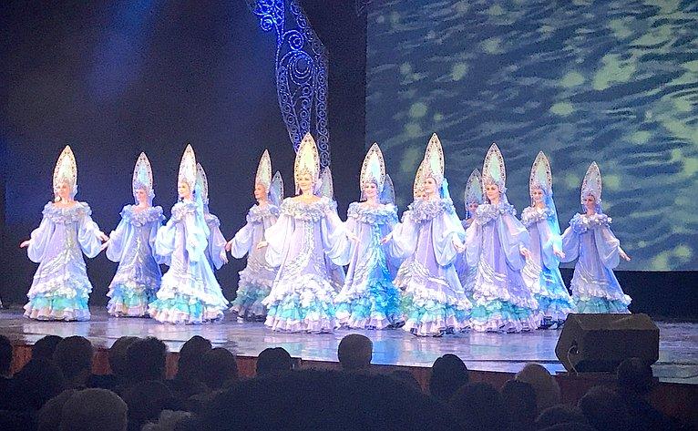 Торжественный концерт, посвященный юбилею Костромской области