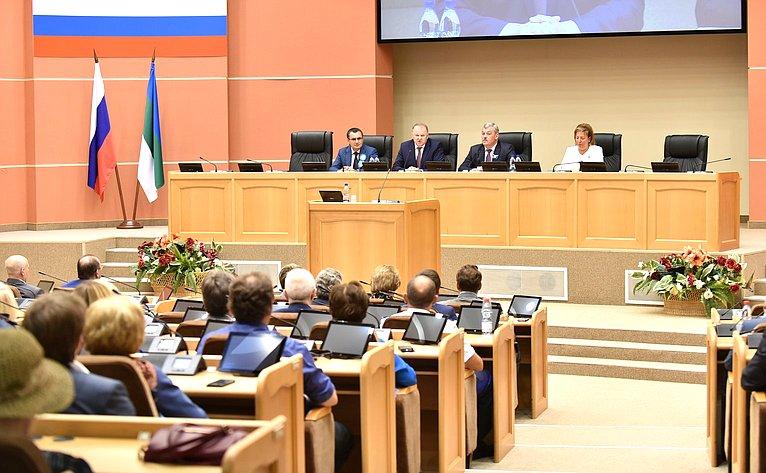 Торжественное собрание, посвященное 95-летию образования Республики Коми