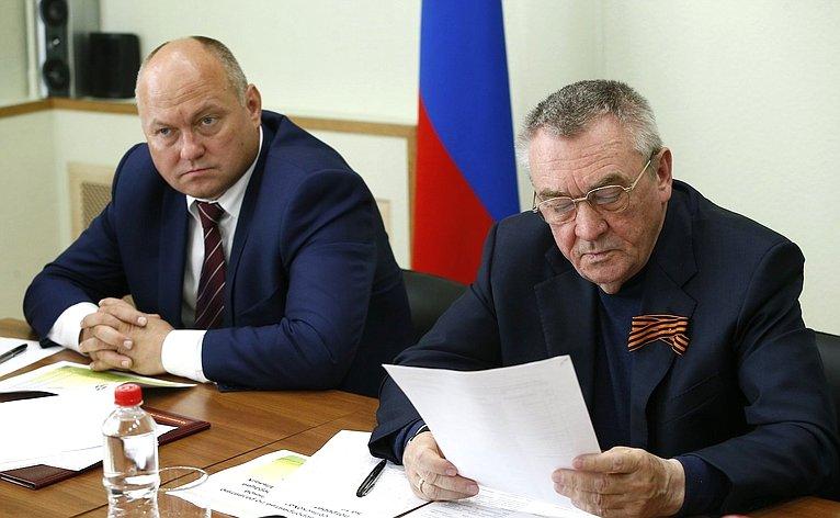 Алексей Кондратенко иВладимир Бекетов