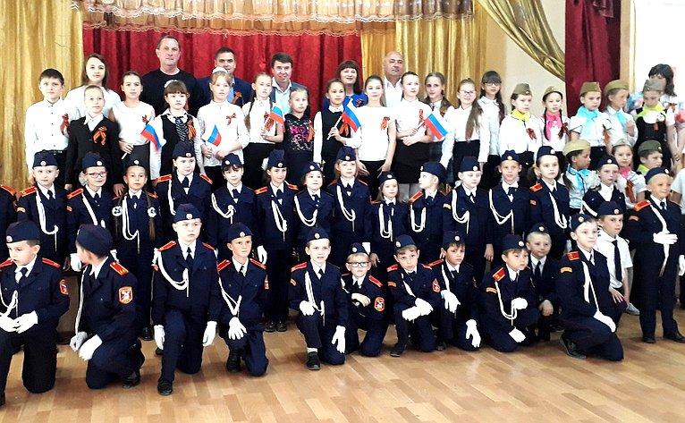 Сергей Цеков принял участие ворганизации ипроведении патриотической акции «Маршалы Победы»