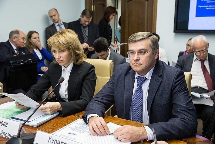 Парламентские слушания на тему «Правовое обеспечение социально-экономического развития Арктической зоны Российской Федерации» 6