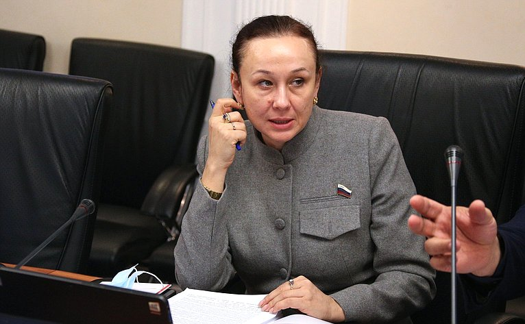 Ирина Петина