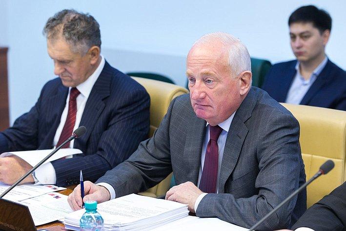 В. Кресс Расширенное заседание Комитета СФ по науке, образованию и культуре