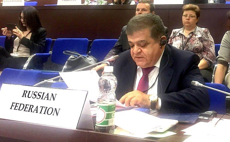 Делегация СФ участвует вработе 26-й летней сессии ПА ОБСЕ