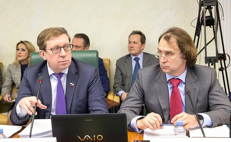 Алексей Майоров иСергей Лисовский