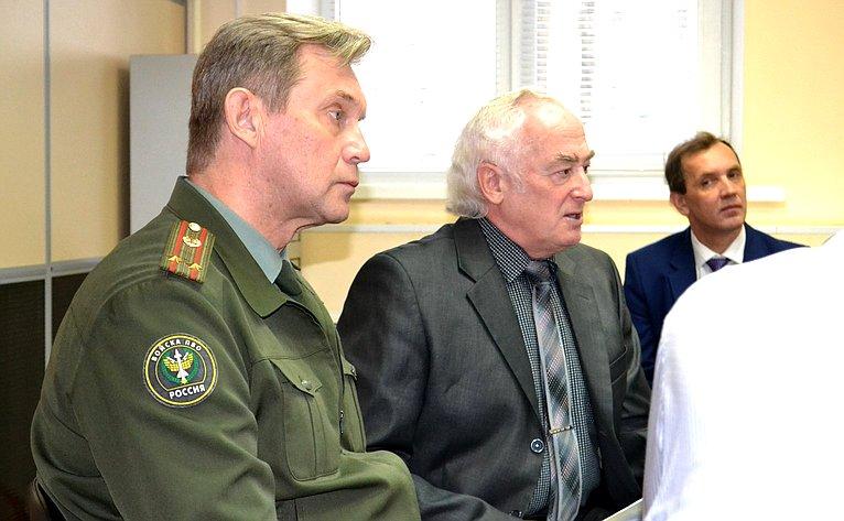 Виктор Бондарев провел вКирове прием граждан