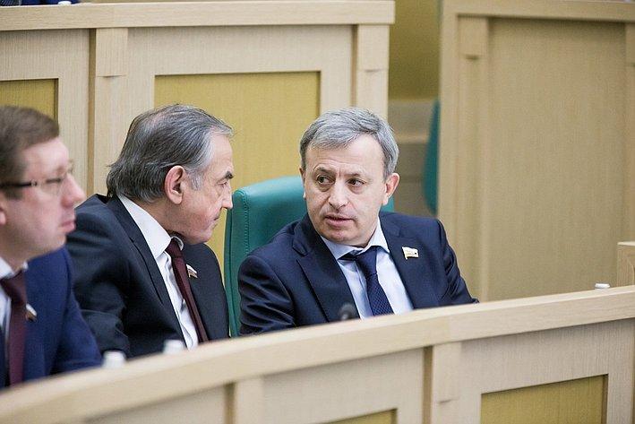 363-е заседание Ульбашев