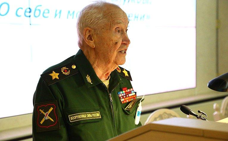 Генерал армии Махмут Гареев