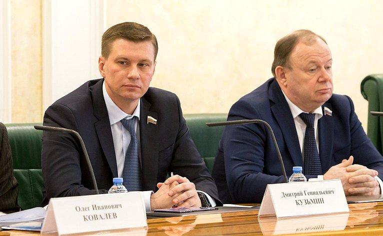 Дмитрий Кузьмин иВладимир Лаптев