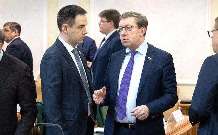 Мурат Хапсироков иАлексей Майоров