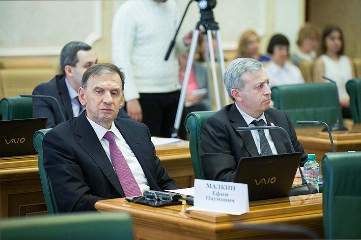 Заседание Комитета СФ по бюджету и финансовым рынкам