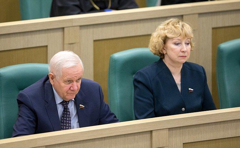 Валерий Марков иРимма Галушина