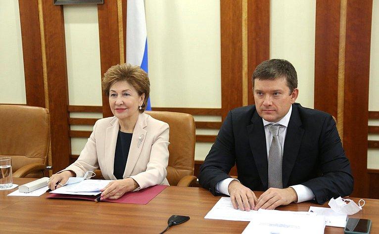Галина Карелова иНиколай Журавлев