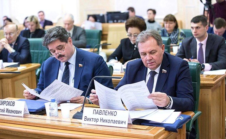 Анатолий Широков иВиктор Павленко