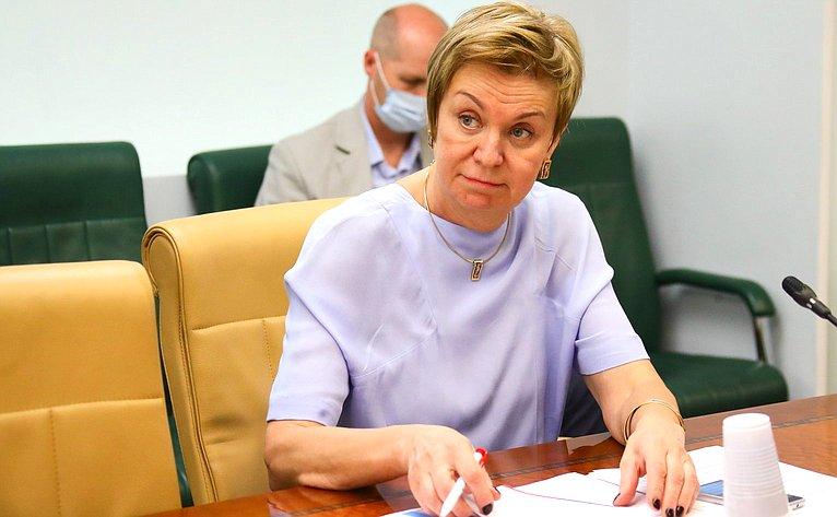 Заседание Организационного комитета Всероссийского конкурса «Семья года»