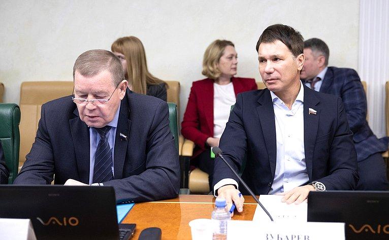 Иван Кулабухов иИгорь Зубарев