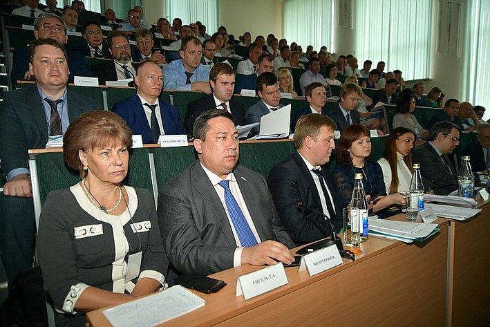 Татьяна Гигель иВладимир Полетаев